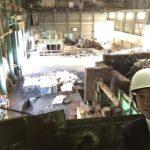 ISO14001の定期審査コンサル 鉄、非鉄金属の再生工場 尼崎
