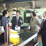 ISO9001認証取得から1年、 スリム化(簡素化)コンサルティグの様子 神戸市
