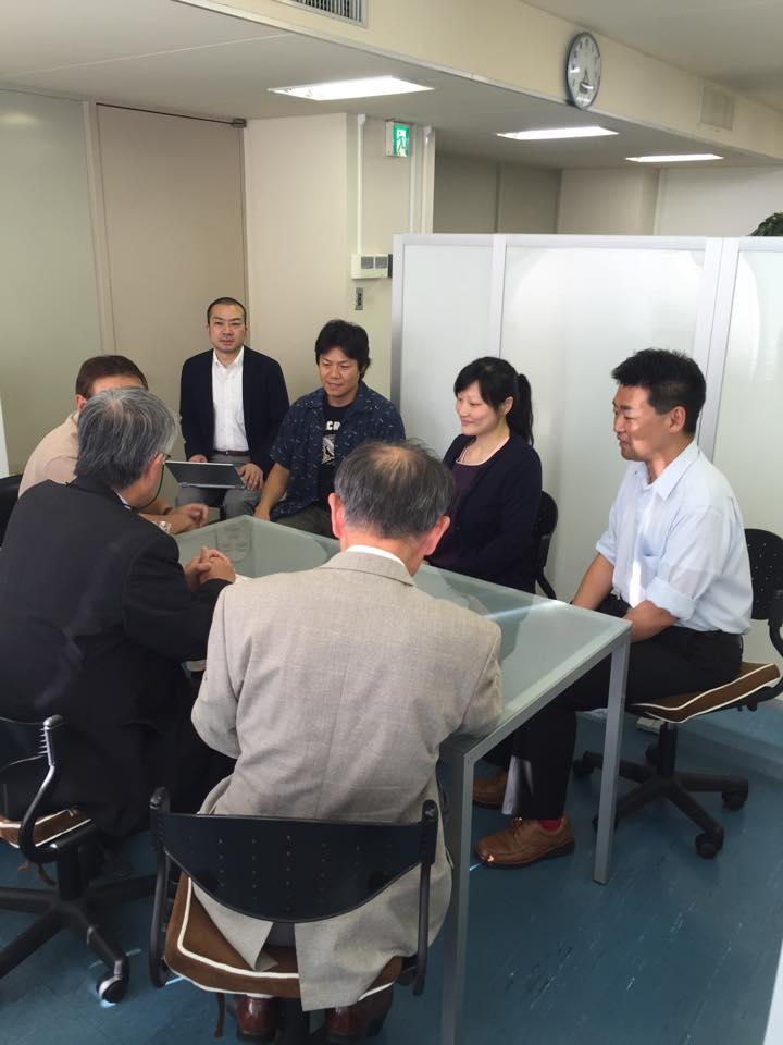 ISO9001 定期審査受審 の立会い