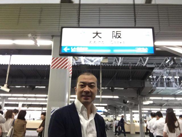 大阪駅 スナップ