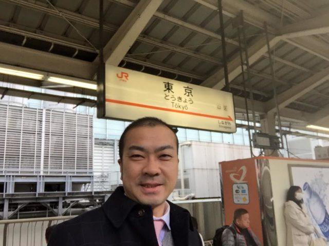 東京駅 スナップ