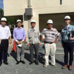 ISO9001審査にコンサルタントとして立会い 大阪府